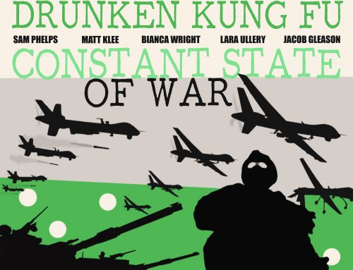 New Single from Drunken Kung Fu!